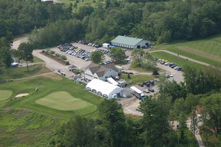 CBEY WCRN Golf Tourney Aerial 07-19-11
